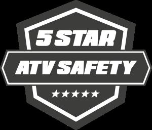 ATV Safety - 5 Star Logo