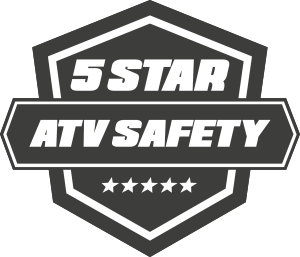 ATV Safety - 5 Star Logo